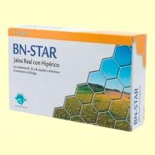 Jalea BN-Star Forte - Con Triptófano y Avena - 20 ampollas - MontStar