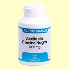 Aceite de Comino Negro 1000 mg - 120 cápsulas - Equisalud