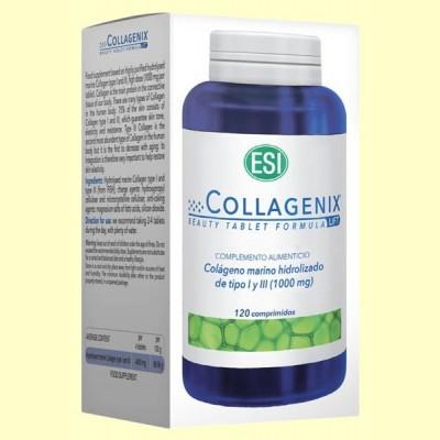 Collagenix - 120 comprimidos - Laboratorios Esi