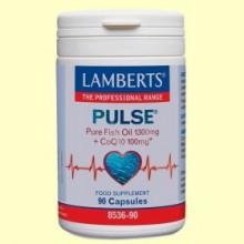 Pulse - 90 cápsulas - Lamberts