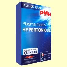 PMH Plasma Marino Hipertónico - 20 ampollas - Super Diet