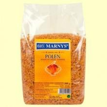 Polen de Abejas Granulado - 500 gramos - Marnys