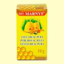 Jalea Real Pura - 10 gramos - Marnys