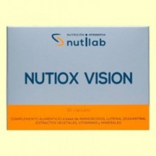 Nutiox Vision - 30 cápsulas - Nutilab