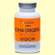 DHA Origen NPD1 1000 Vision - 60 perlas - Nutilab