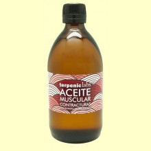 Aceite Muscular - 500 ml - Terpenic Labs