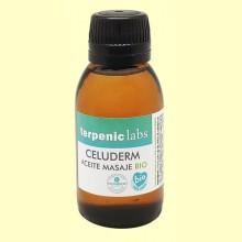 Celuderm - Aceite de Masaje Bio - 100 ml - Terpenic Labs