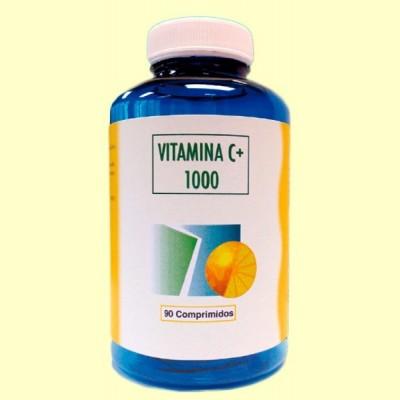 Vitamina C+ 1000 - 90 comprimidos - Espadiet