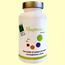 Magnesio - 90 cápsulas - 100% Natural