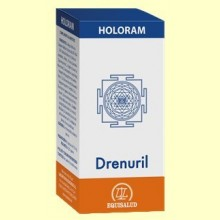 Holoram Drenuril - 60 cápsulas - Equisalud