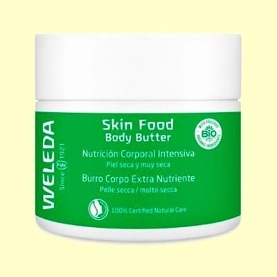 Crema de Nutrición Corporal Intensiva Bio - 150 ml - Weleda