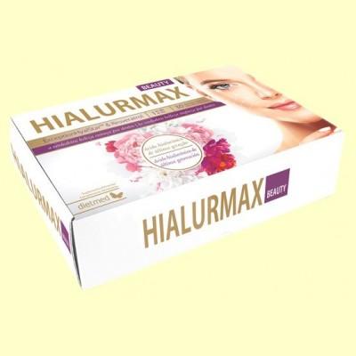 Hialurmax Beauty - Ácido Hialurónico - 30 cápsulas - Dietmed