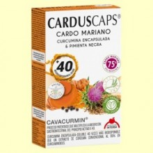 CardusCaps - 60 cápsulas - Intersa