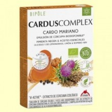 CardusComplex - 20 ampollas - Intersa