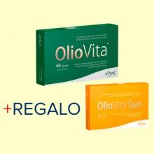 Oliovita + Oliovita Sun de REGALO - 60 cápsulas - Vitae