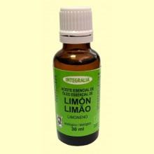 Aceite Esencial de Limón Bio - 30 ml - Integralia