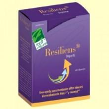 Resiliens Deporte - 60 cápsulas - 100% Natural