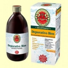 Depurativo Bios - 500 ml - Decottopia