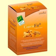 Curcufit - Flexibilidad Articular - 60 cápsulas - 100% Natural