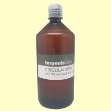 Aceite Circulación - 1 litro - Terpenic Labs