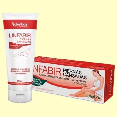 Linfabir Gel Piernas Cansadas - 200 ml - derbós