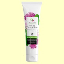 Jabón Facial Arcilla Gris - Armonía - 150 ml