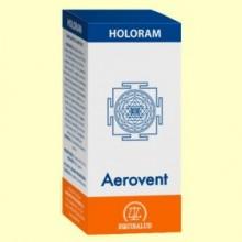 HoloRam Aerovent - 60 cápsulas - Equisalud