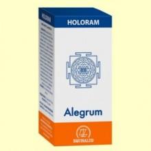 Holoram Alegrum - Estados de Ánimo - 60 cápsulas - Equisalud