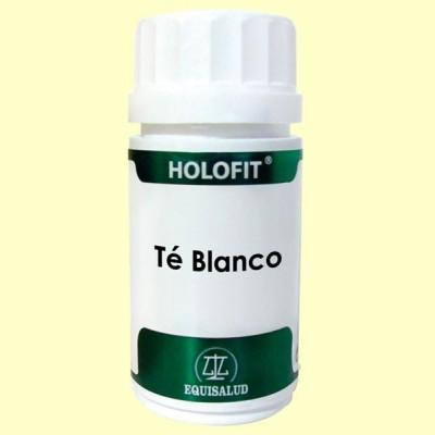 Holofit Té Blanco - 50 cápsulas - Equisalud
