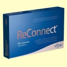 ReConnect - 15 comprimidos - Vitae