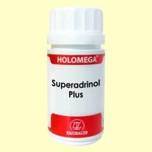 HoloMega Superadrinol Plus - 50 cápsulas - Equisalud