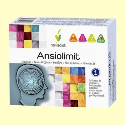 Ansiolimit - 60 cápsulas - Novadiet