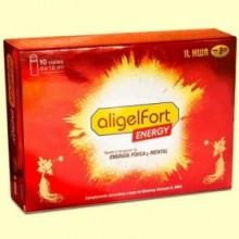 Aligel Fort Energy - 10 viales - Tongil