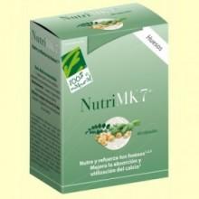 NutriMK7 Huesos - 60 Cápsulas - 100% Natural