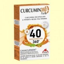 Curcumin 360 Forte - 60 cápsulas - Dietéticos Intersa