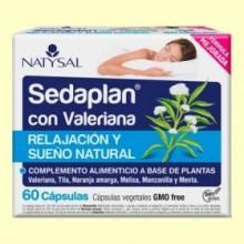 Sedaplan - 60 cápsulas - Natysal