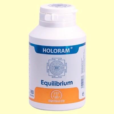 Holoram Equilibrium - Estrés - 180 cápsulas - Equisalud
