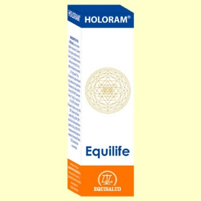 Holoram Equilife - Bioregulador global de la energía vital - 100 ml - Equisalud