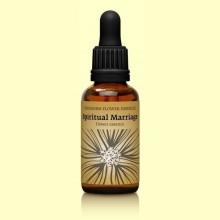 Esencia Floral Findhorn Spiritual Marriage - 30 ml - Pareja Espiritual