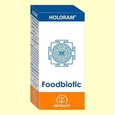 Holoram Foodbiotic - 60 cápsulas - Equisalud