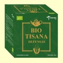 Biotisana Defensas Ensobradas - 15 pirámides - Equisalud