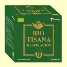 Biotisana Respiración Ensobradas - 15 pirámides - Equisalud