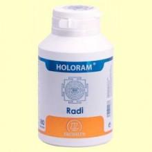 Holoram Radi - 180 cápsulas - Equisalud