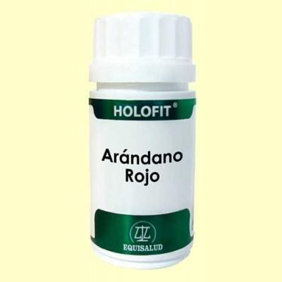 Holofit Árandano Rojo - 50 cápsulas - Equisalud
