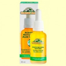 Aceite Natural Aloe Vera - 30 ml - Corpore Sano