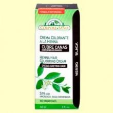 Cubre Canas Henna Negro - 60 ml - Corpore Sano