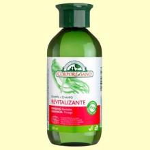 Champú Revitalizante Ginseng y Granada - 300 ml - Corpore Sano