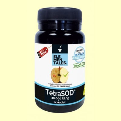 TetraSOD - 30 cápsulas - Novadiet