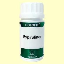 Holofit Espirulina - 50 cápsulas - Equisalud