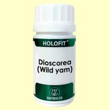 Holofit Dioscorea - 50 cápsulas - Equisalud